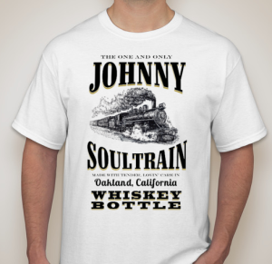 Johnny Soultrain T Shirt